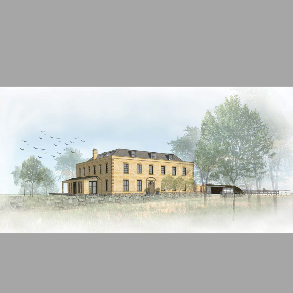 McIntosh DBR Builders | Country House New Build in Somerset