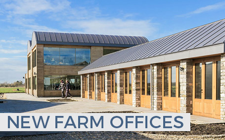 New Commercial Build Offices in Somerset